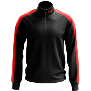 Pioneer Valley Riverfront Club Mens Performance Pullover