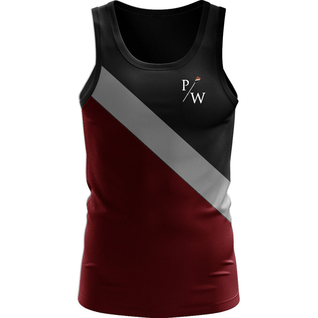 Prince William Rowing Club Dryflex Spandex Tank
