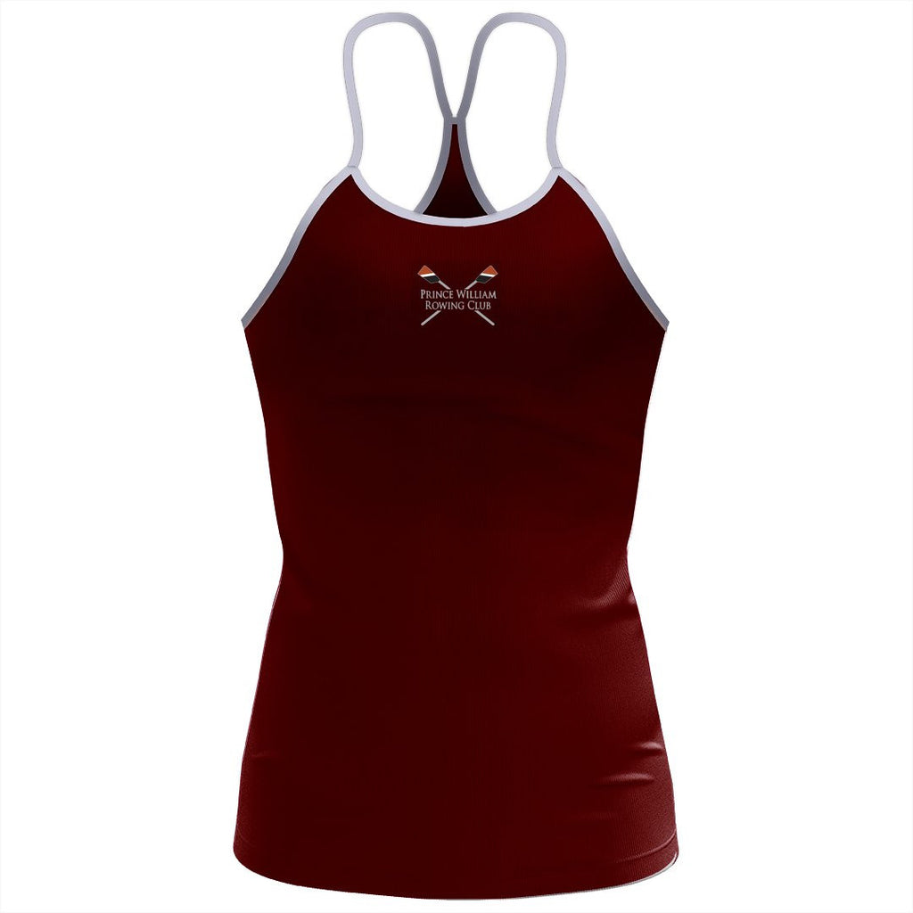Prince William Rowing Club Women's Sassy Strap Tank