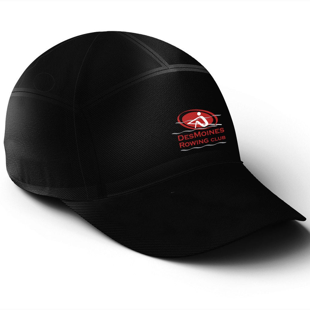 Des Moines Rowing Club  Team Competition Performance Hat