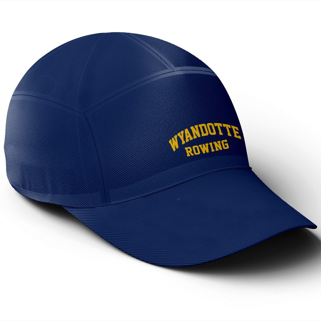 Wyandotte Rowing Team Competition Performance Hat