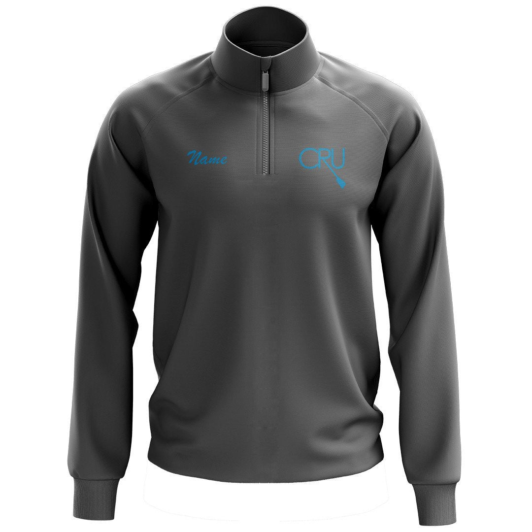 Chicago Rowing Union Mens Performance Pullover