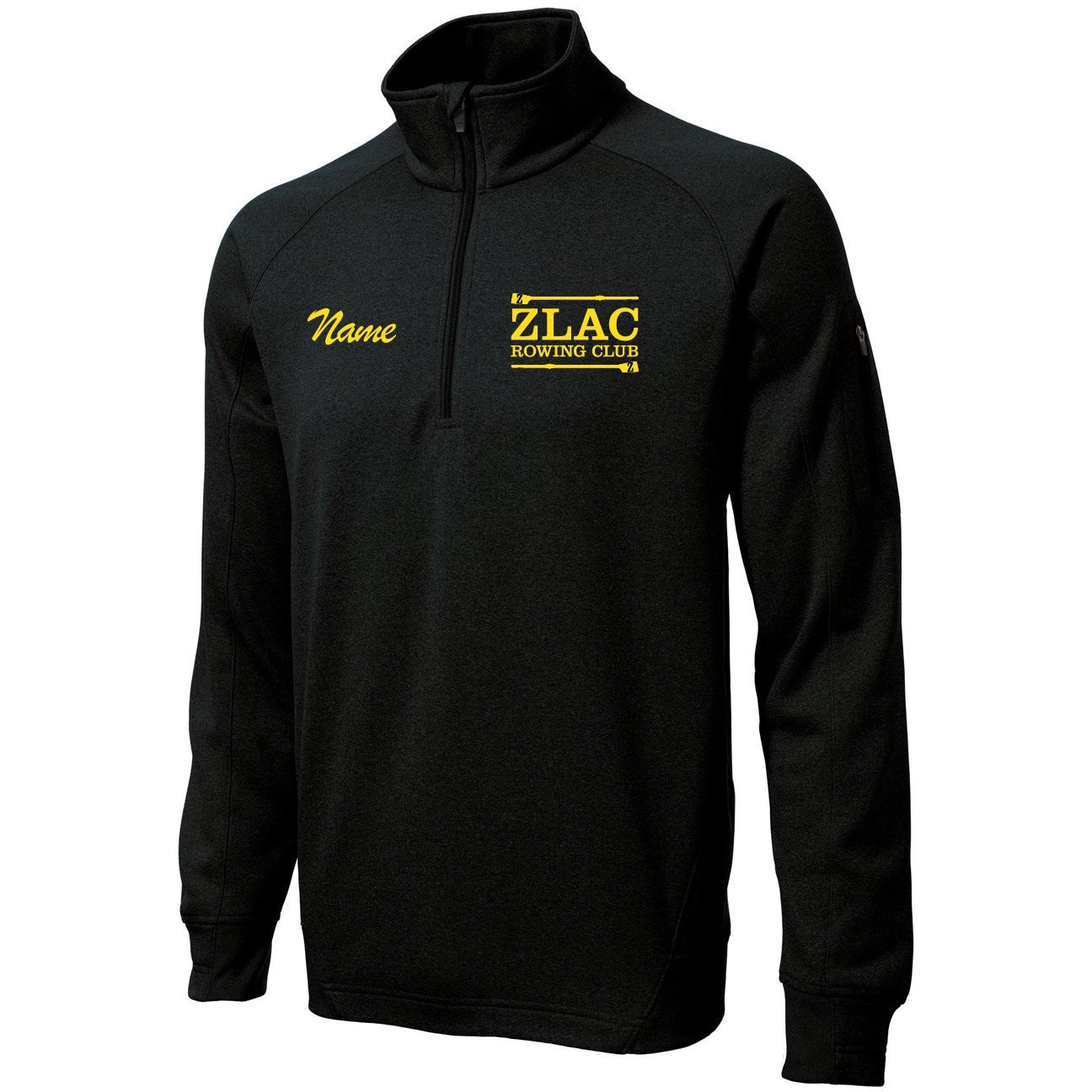 ZLAC Mens Performance Pullover