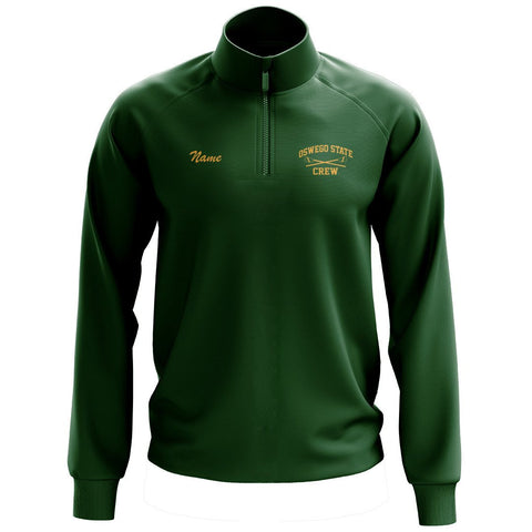 Oswego State Crew Mens Performance Sweatshirt
