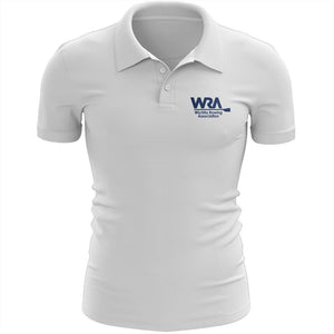 Wichita Rowing Association Embroidered Performance Men's Polo