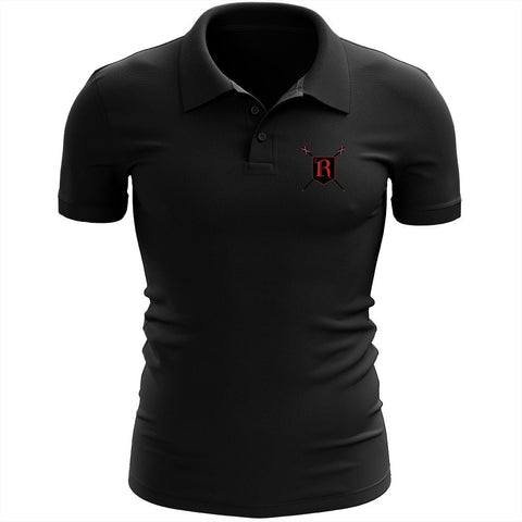 Rhodes Crew Embroidered Performance Men's Polo