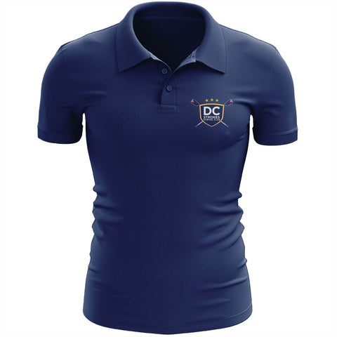 DC Strokes Rowing Club Embroidered Performance Men's Polo