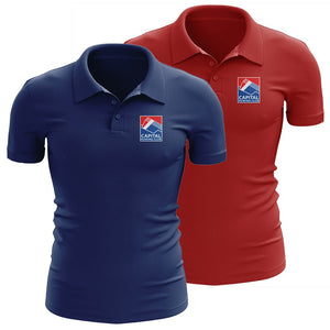 Capital Rowing Club Embroidered Performance Men's Polo