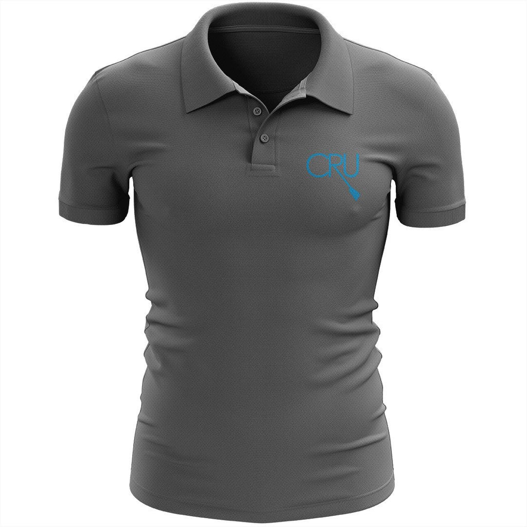 Chicago Rowing Union Embroidered Performance Men's Polo