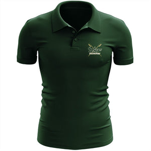 University of Southern Florida Embroidered Performance Men's Polo