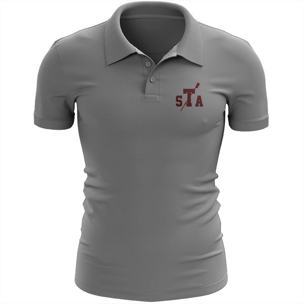 Southgate Crew Embroidered Performance Men's Polo