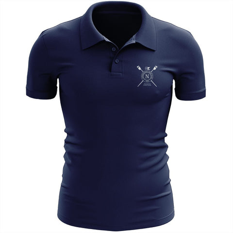 Narragansett Boat Club Embroidered Performance Men's Polo