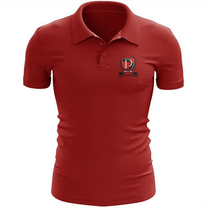 Parati Rowing Embroidered Performance Men's Polo
