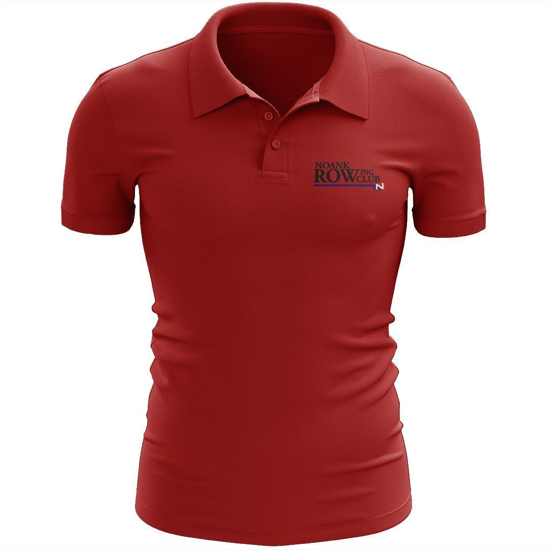 Noank Embroidered Performance Men's Polo