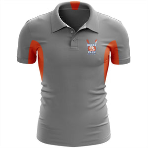 Boone Crew Embroidered Performance Team Polo