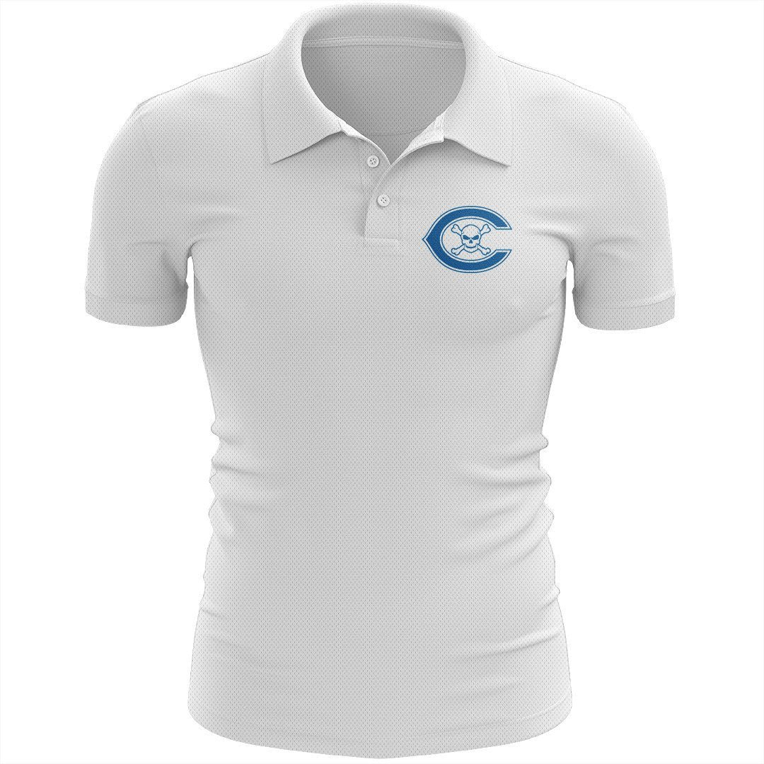 Carlson Embroidered Performance Men's Polo