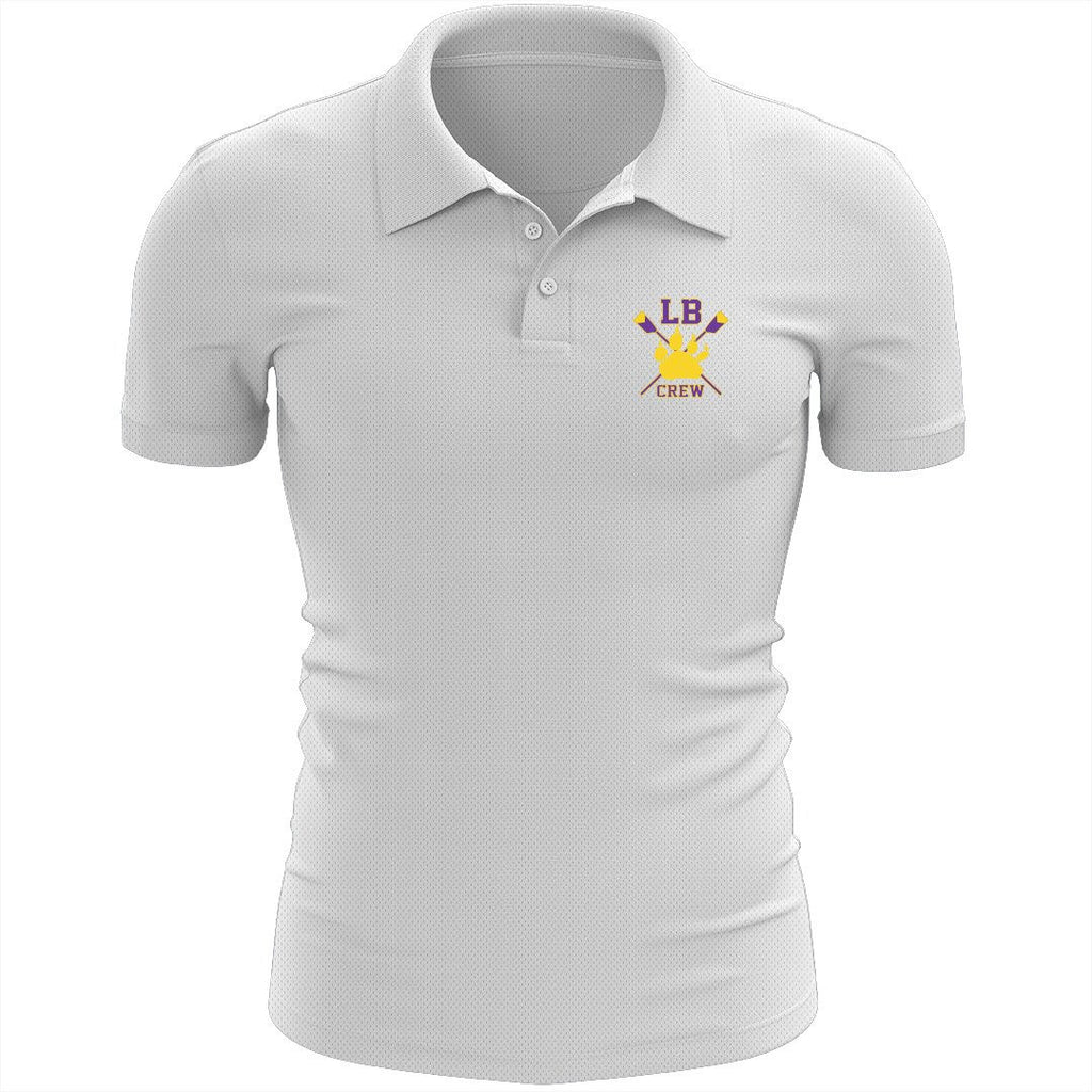 Lake Braddock Crew Embroidered Performance Men's Polo