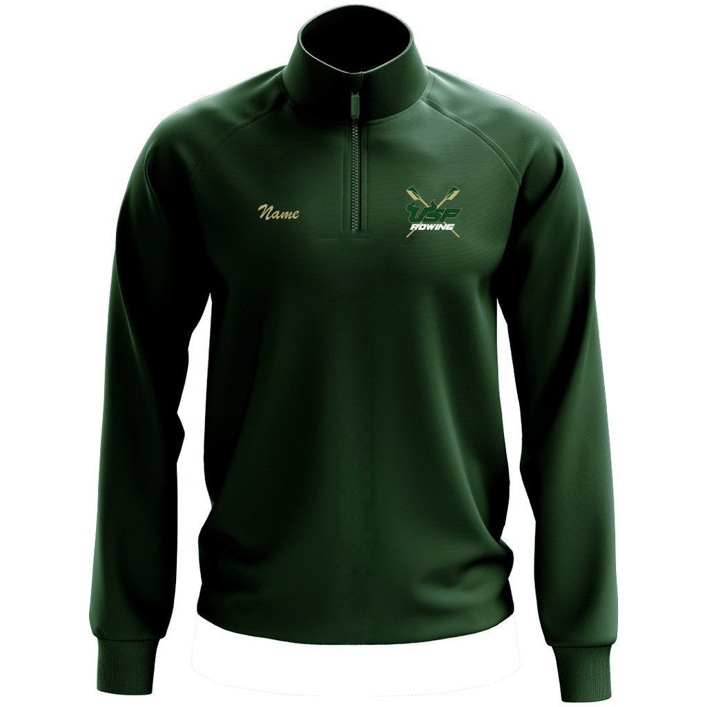 University of Southern Florida Mens Performance Pullover