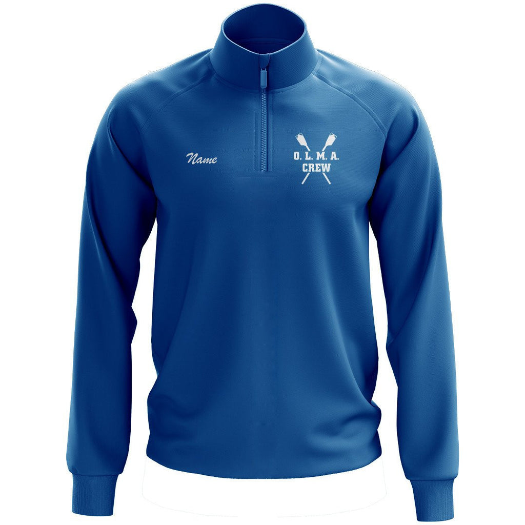 OLMA Rowing Gear Mens Performance Pullover