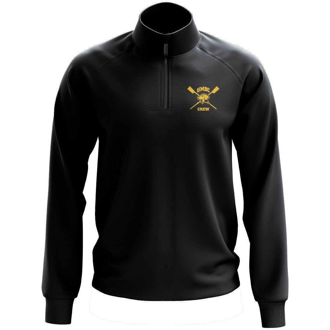 UMBC Crew Mens Performance Pullover