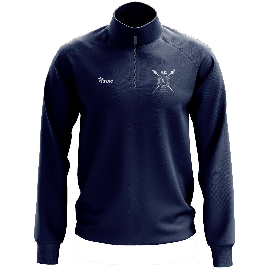 Narragansett Boat Club Mens Performance Pullover
