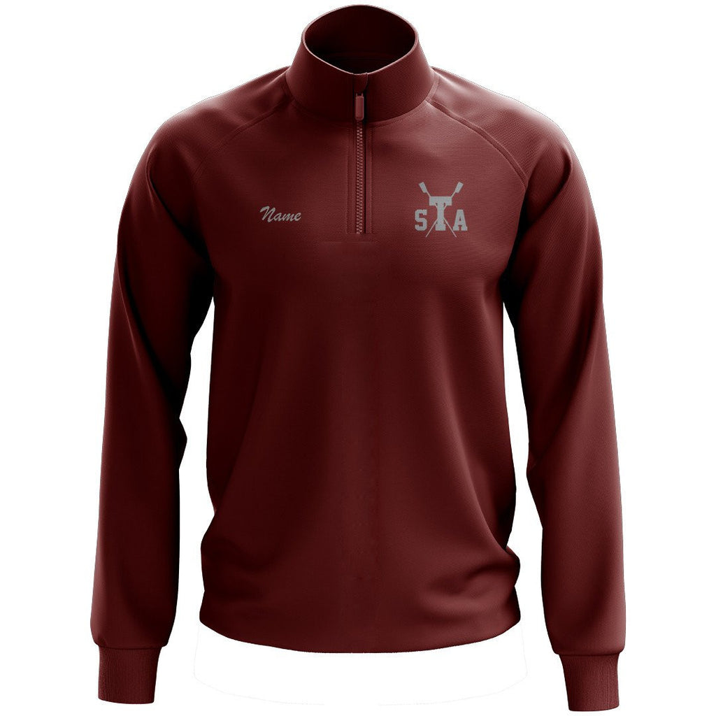 Southgate Crew Mens Performance Pullover