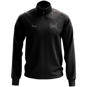 Prince William Rowing Club Mens Performance Pullover