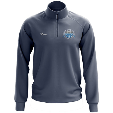 River City Crew Mens Performance Sweatshirt