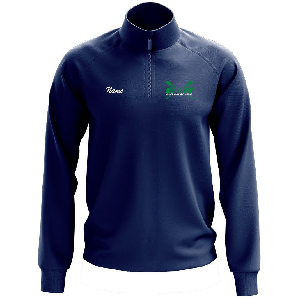 East Bay Rowing Mens Performance Pullover