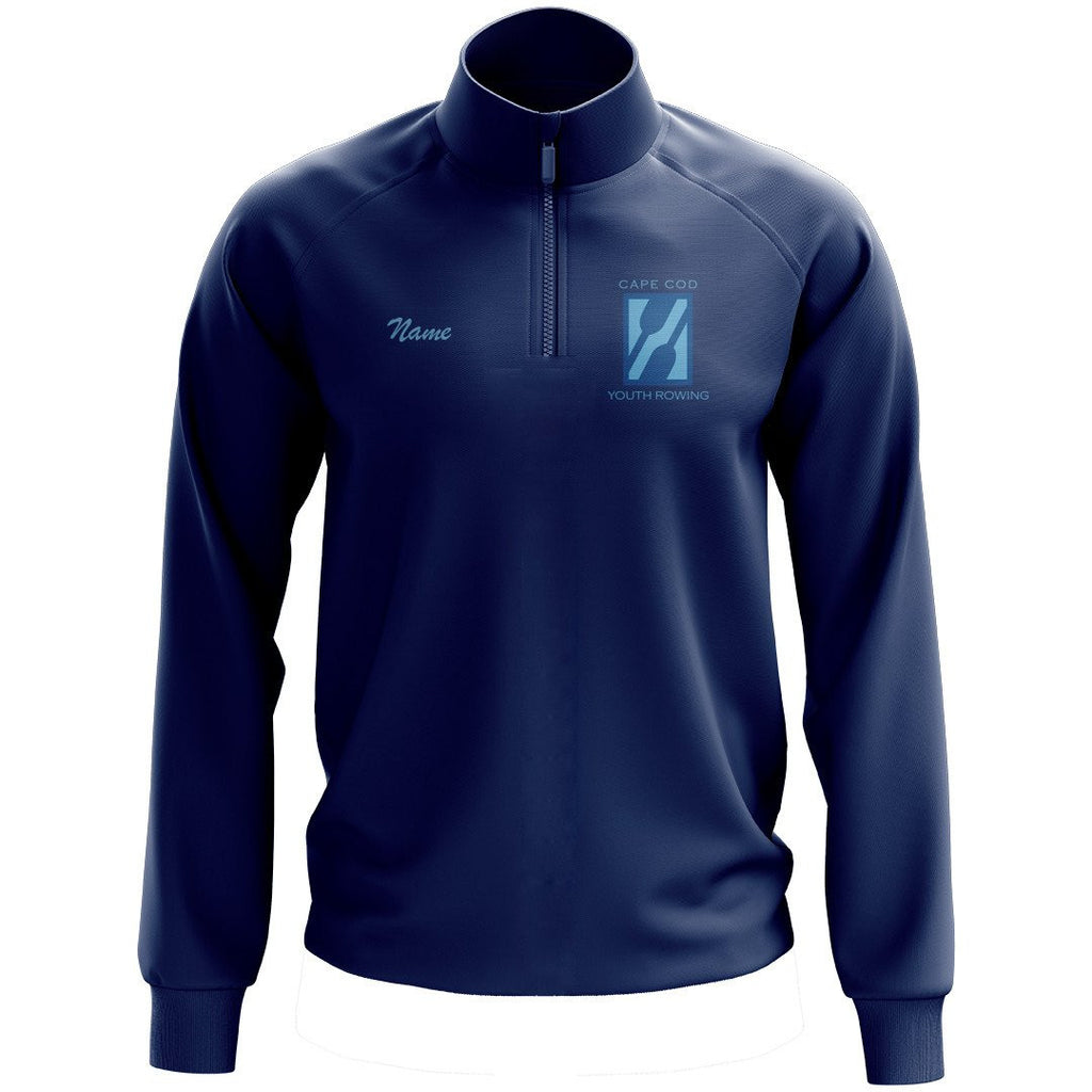 Cape Cod Youth Rowing Mens Performance Pullover