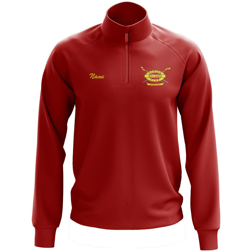 Bay Area Rowing Club Mens Performance Pullover