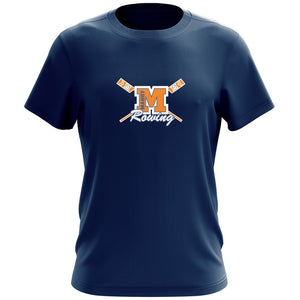 100% Cotton Maury Crew Men's Team Spirit T-Shirt