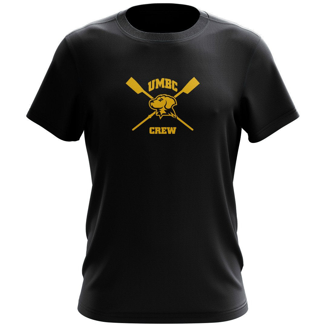 UMBC Crew Men's Drytex Performance T-Shirt