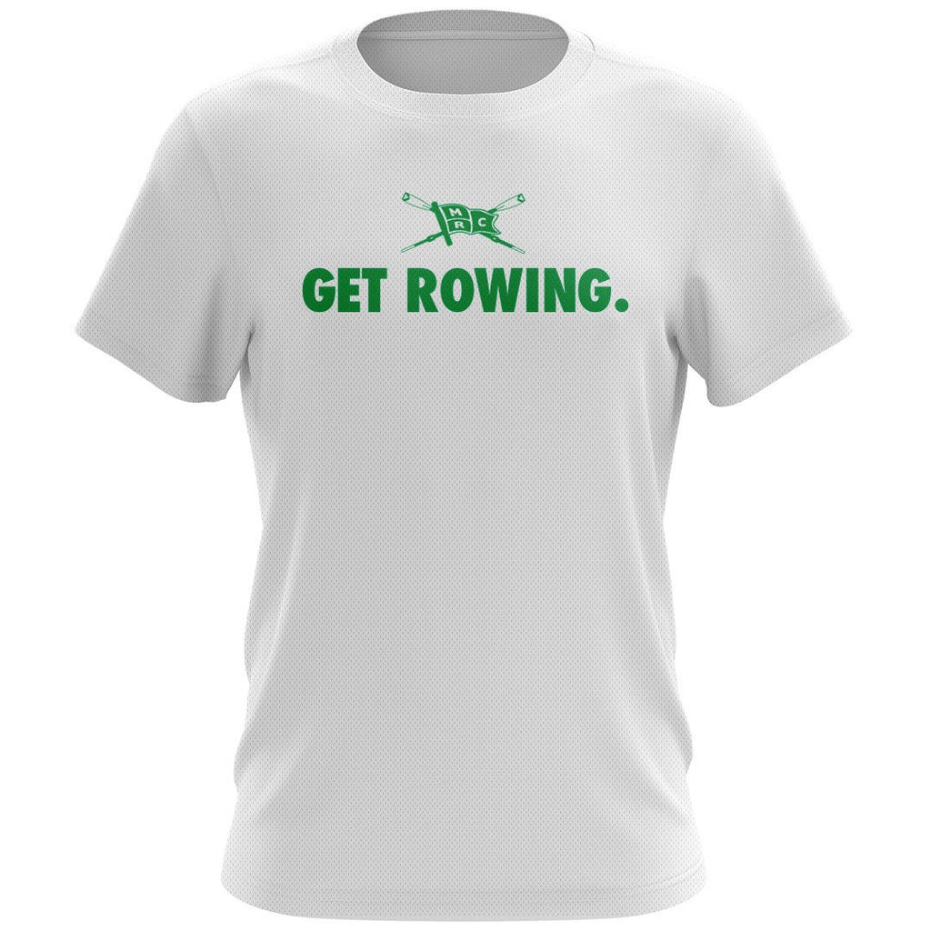 Minneapolis Rowing Club Men's Drytex Performance T-Shirt