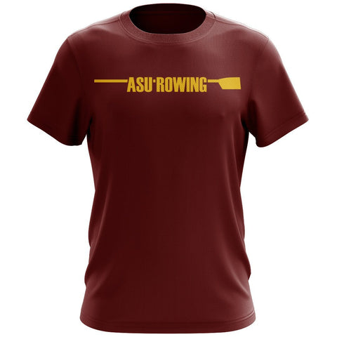 Arizona State Rowing Men's Drytex Performance T-Shirt