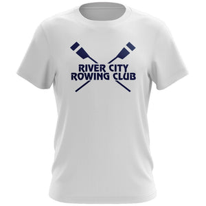 River City Rowing Club  Men's Drytex Performance T-Shirt