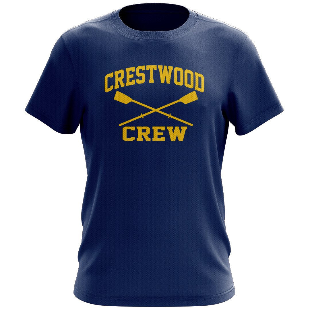 Crestwood Crew Men's Drytex Performance T-Shirt