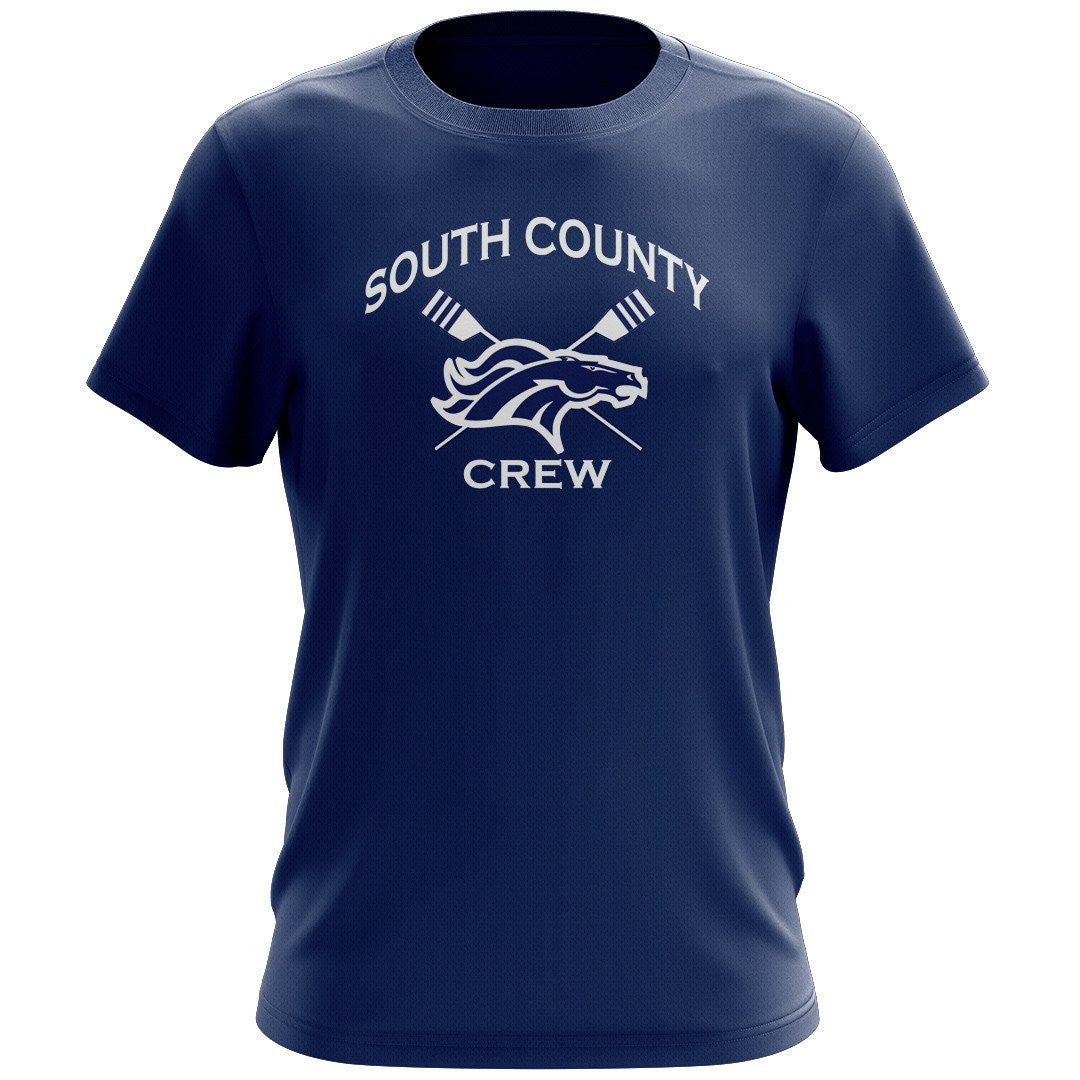 South County Crew Men's Drytex Performance T-Shirt