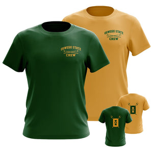 Oswego State Crew Men's Drytex Performance T-Shirt
