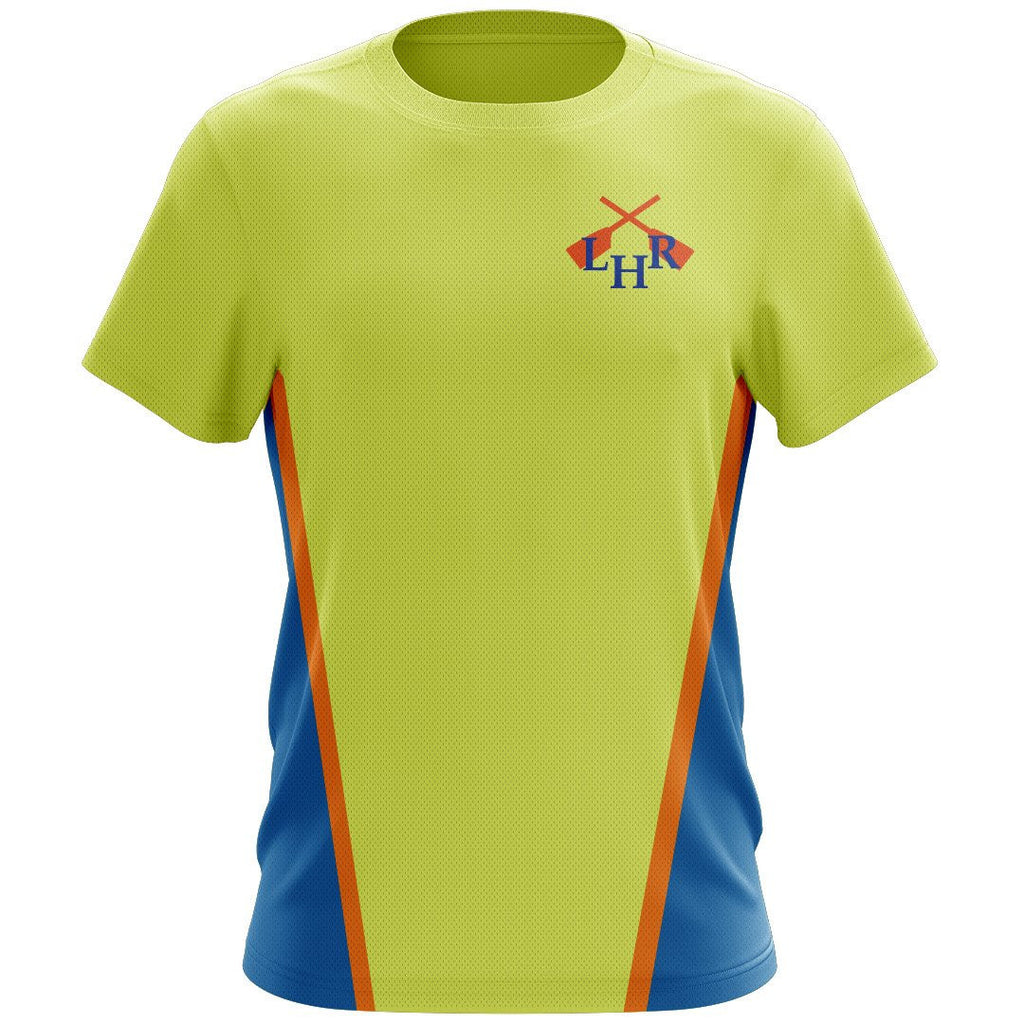 Lake Houston Rowing Custom Drytex Performance T-Shirt #33