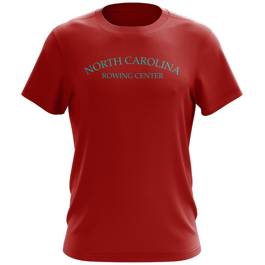 North Carolina Rowing Center Men's Drytex Performance T-Shirt