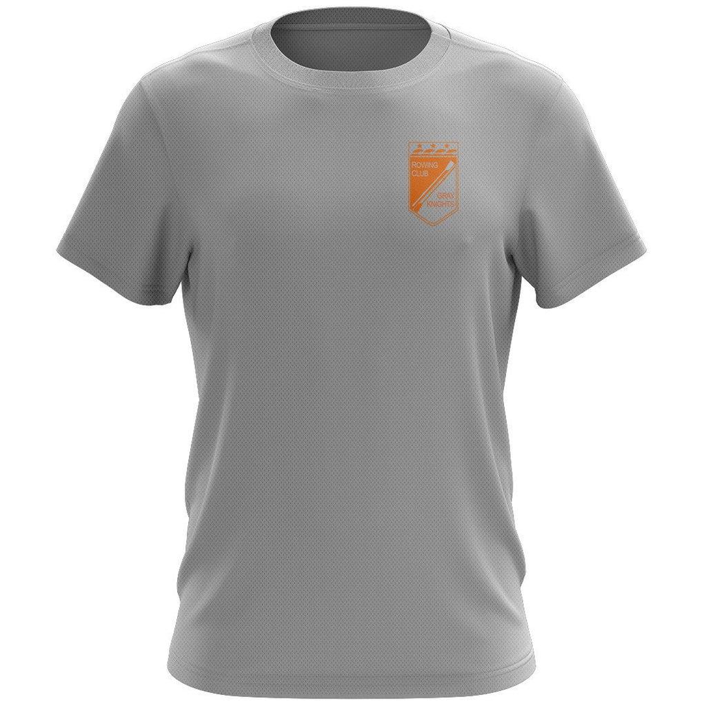 Gray Knights Rowing Club Men's Drytex Performance T-Shirt