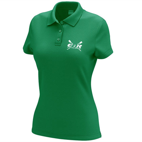 East Bay Rowing Embroidered Performance Ladies Polo