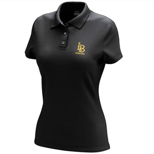 Long Beach Rowing Embroidered Performance Ladies Polo