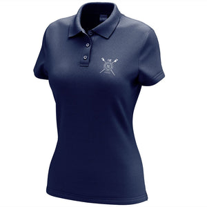 Narragansett Boat Club Embroidered Performance Ladies Polo