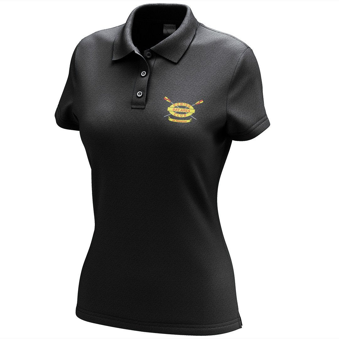 Bay Area Rowing Club Embroidered Performance Ladies Polo