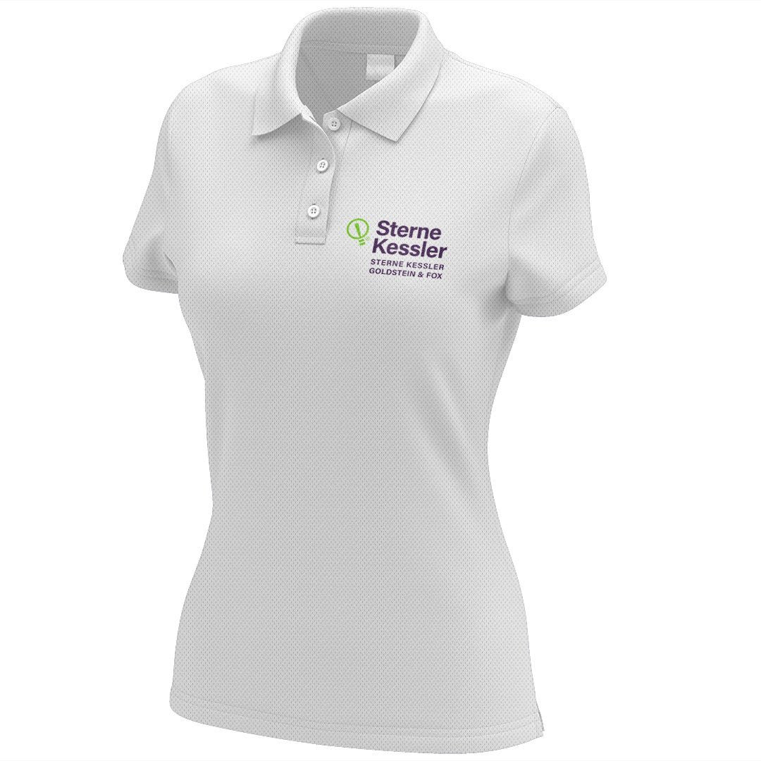 Sterne Kessler Embroidered Performance Ladies Polo