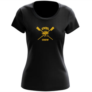 UMBC Crew Women's Drytex Performance T-Shirt