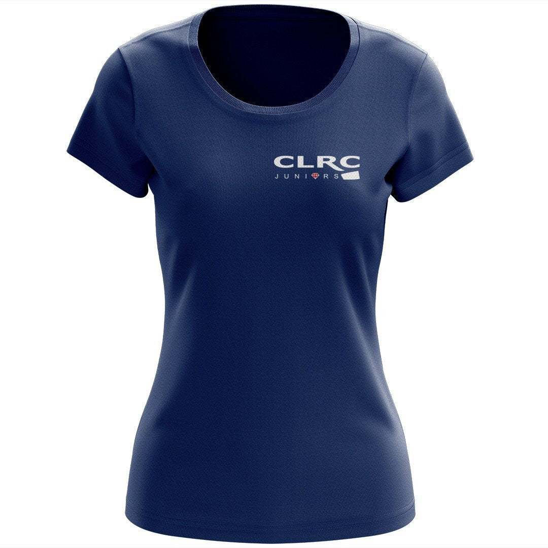 Crystal Lake Rowing Club Junior Women's Drytex Performance T-Shirt