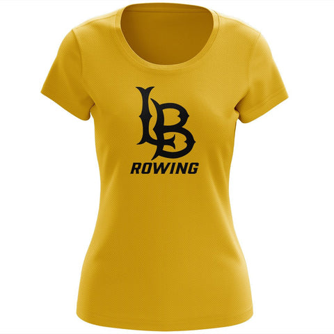 Long Beach Rowing Women's Drytex Performance T-Shirt